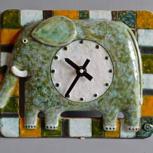 clocks - elephant-clock