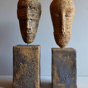 sculpture - Blinding-Silence