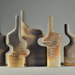 sculpture - Bottles