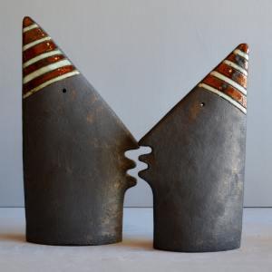 sculpture - Kiss-2