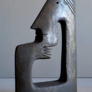 sculpture - Thinker-1