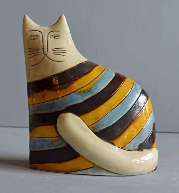 sculpture - cat-2