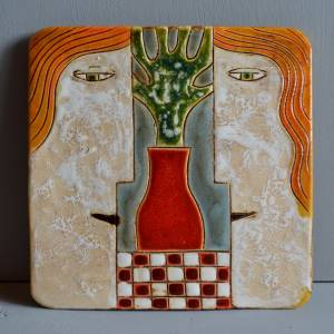 wall-panels - couple-1-plaque