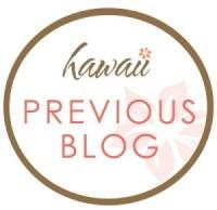 Hawaii Grand Vacation Blog Hop