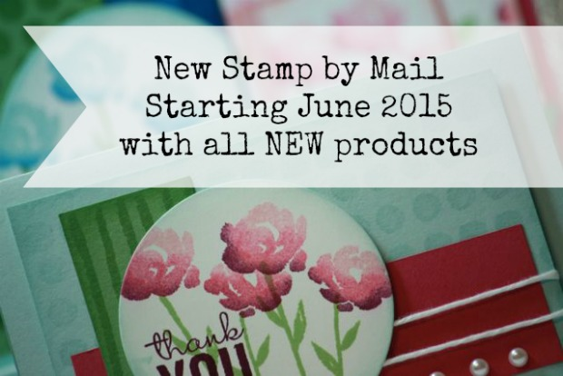 stampin by mail