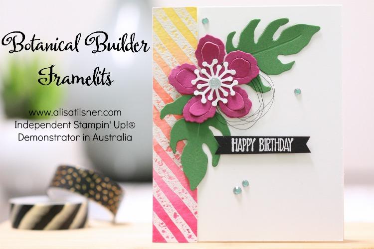 Botanical Builder Framelits