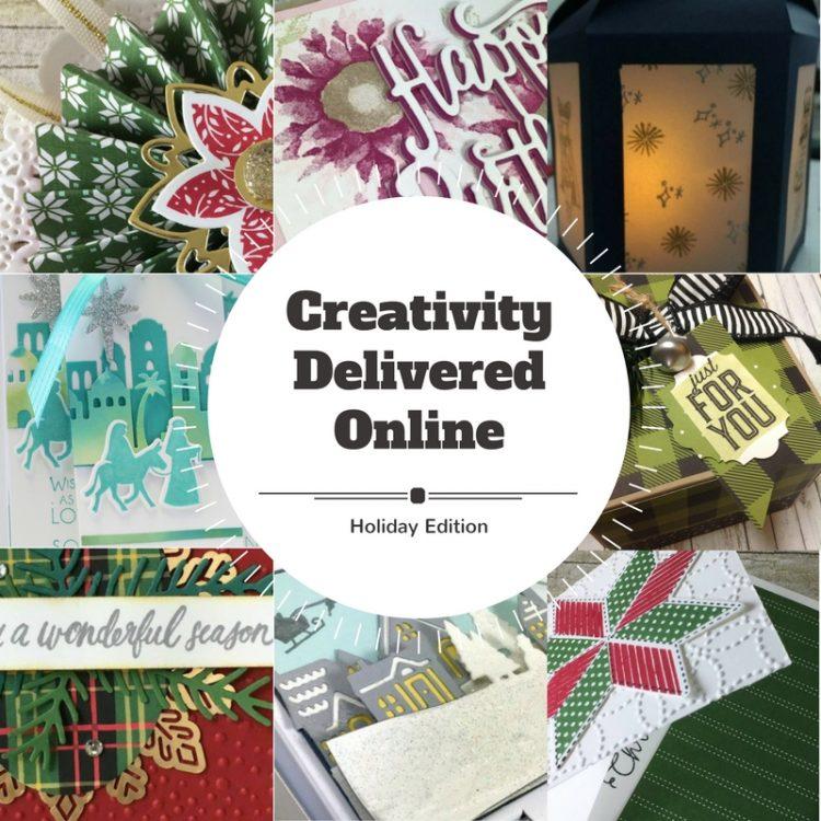Creativity Delivered Online