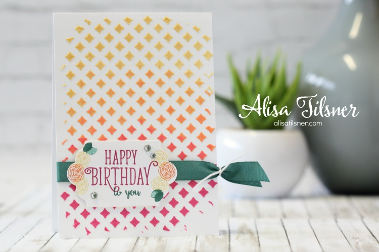 Stampin Up! Hello Gorgeous