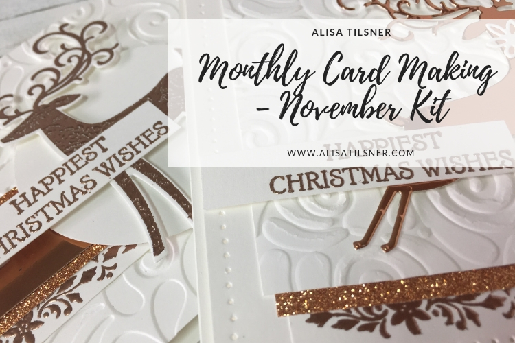 Monthly Card Club November