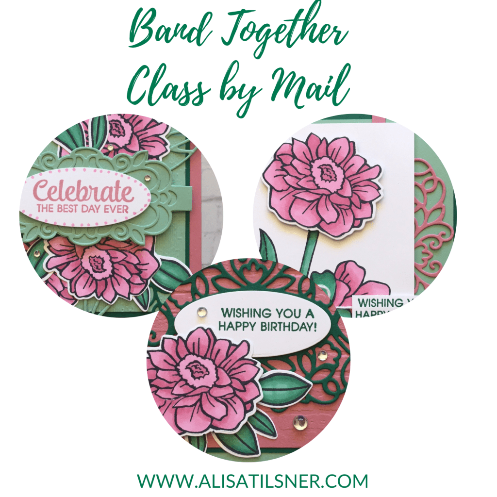 Band Together Class by Mail created by Alisa Tilsner