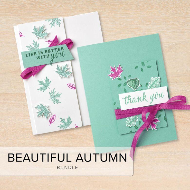 Beautiful Autumn Bundle Focus with Alisa Tilsner