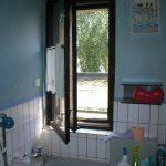 Alte Fensteranlage
