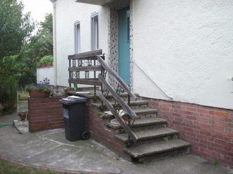 Eingang alt