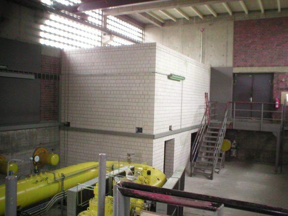 Erstellung einer Schaltzentrale im Maschinenhaus