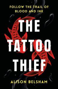 The Tattoo Thief jacket image