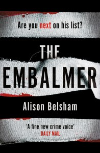 The Embalmer cover
