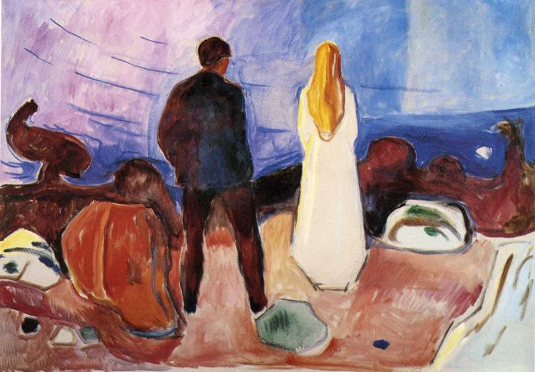 the-lonely-ones-1935-munch