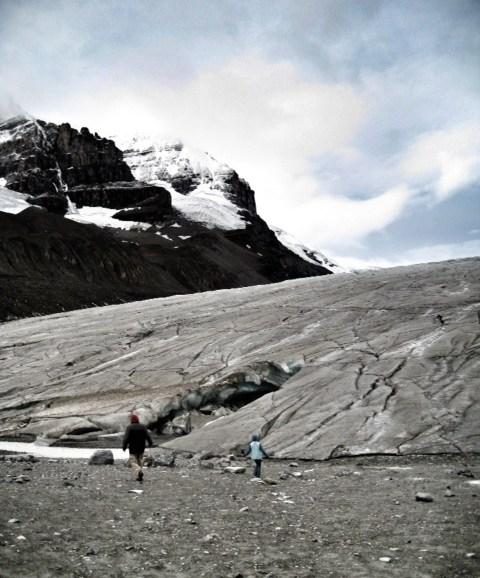 canadian rockies tour, glaciers, banff, icefield, jasper to banff highway