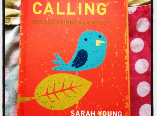 Jesus calling for kids, children's books, family devotions