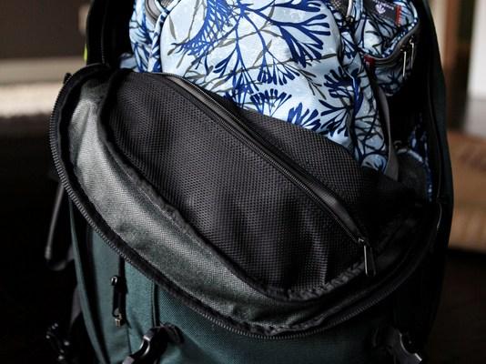 packing, weekend trip, getaway bag