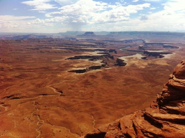 Canyonlands National Park, Utah, Canyons, Out West, Green River Overlook