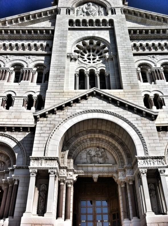 Monaco Cathedral, Monaco, Monaco-Ville, Mediterranean Cruise, European travel, What to do in Monaco