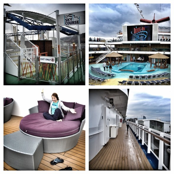 Carnival Breeze, Cruising, Cruise Ship, Notes on a Cruise, European Cruise, Cruising the Mediterranean, Carnival Cruise
