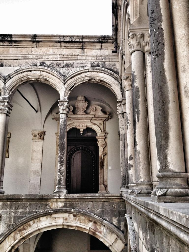 Mediterranean Cruise, Old City , Dubrovnik, Croatia, Mediterranean Ports, European Cruise, Sponza Palace