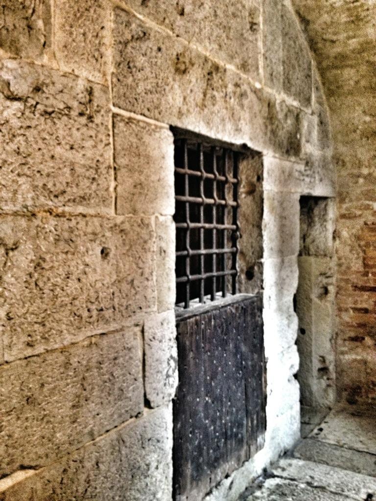 Prison near the Doge's Palace