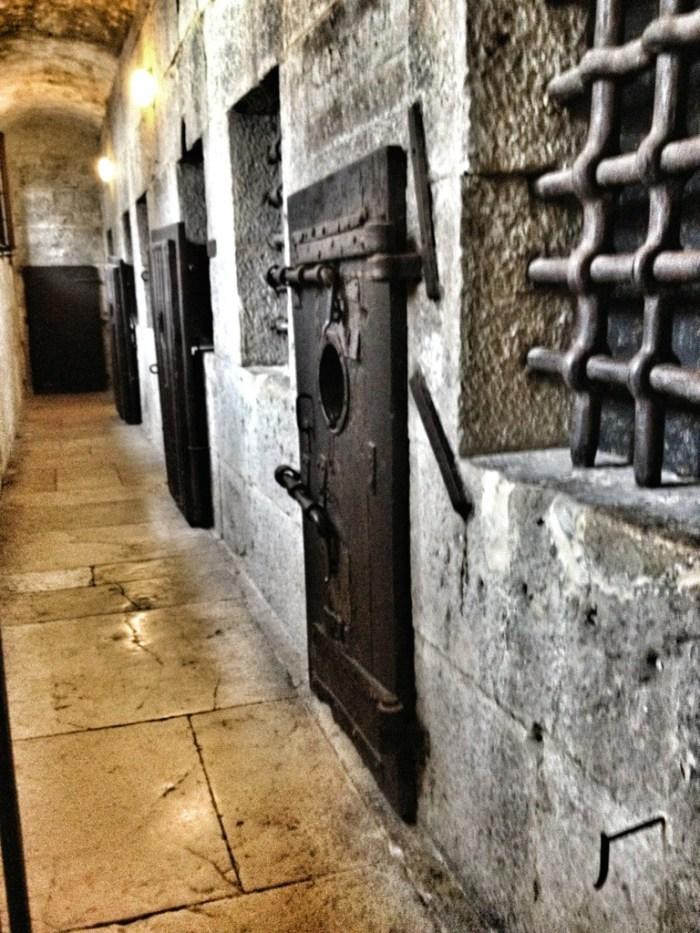 Doge's Palace Prison