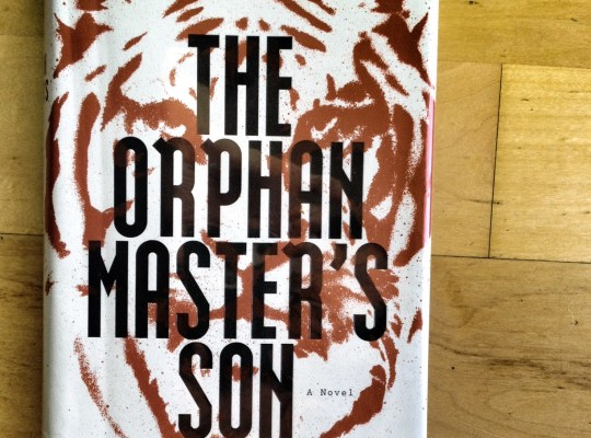 the orphan master's son, adam johnson, north korea books, novels