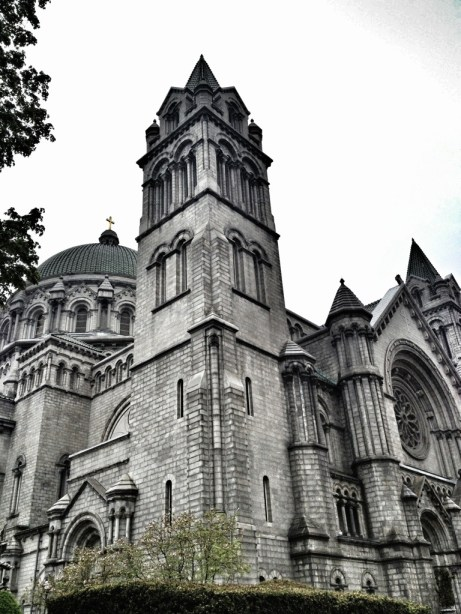 Riverfront Park, St. Louis, Cathedral Basilica of St. Louis , One Rainy Day In St. Louis, things to do in St. Louis