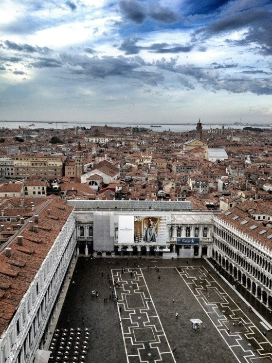 The Campanile in Venice, Italy, Europe, Perfect Views, Travel, Eurocruisazy, Best View in Venice