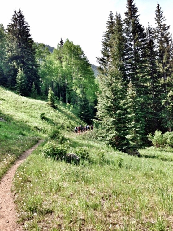 Aapen To Crested Butte Day 2, Backpacking, Colorado, Summer