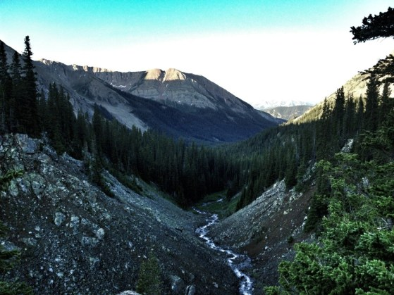 Gothic, Aspen To Crested Butte: Day 4, Backpacking, Hiking with Kids, Colorado, Copper Lake