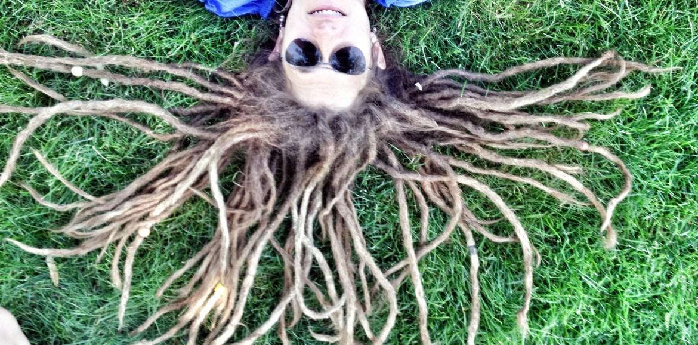crazy dread photo, dread head