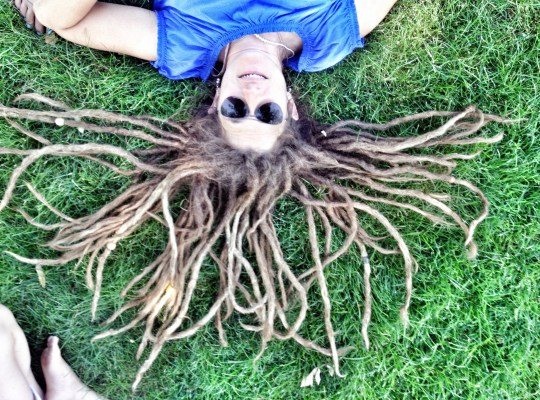crazy dread photo, dread head