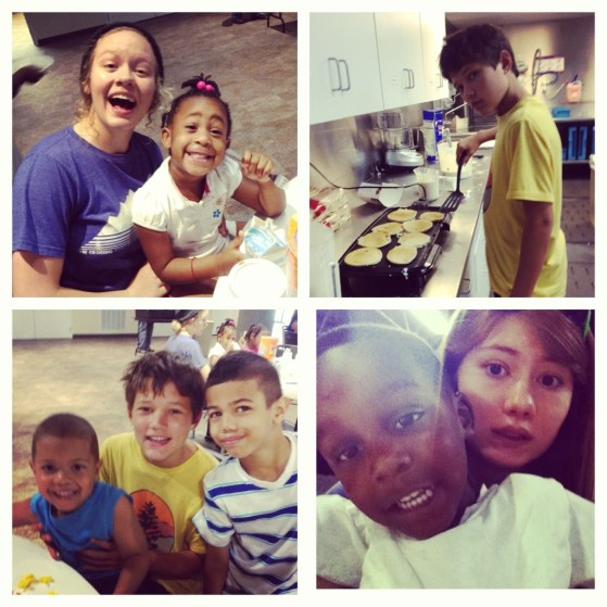 Summer Grateful, Summer Feeding Program, Good Eats