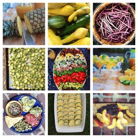 Summer Food, Summer Grateful
