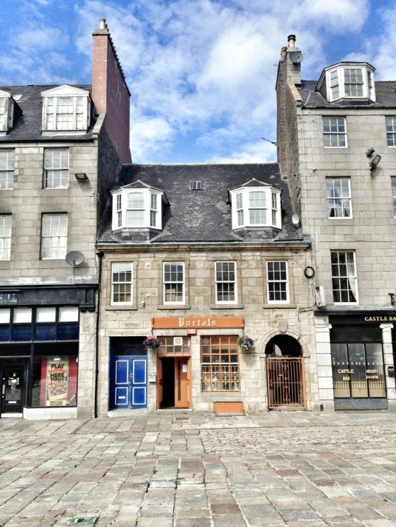 Aberdeen At First Glance, Scotland,Travel With Children, Moving Abroad