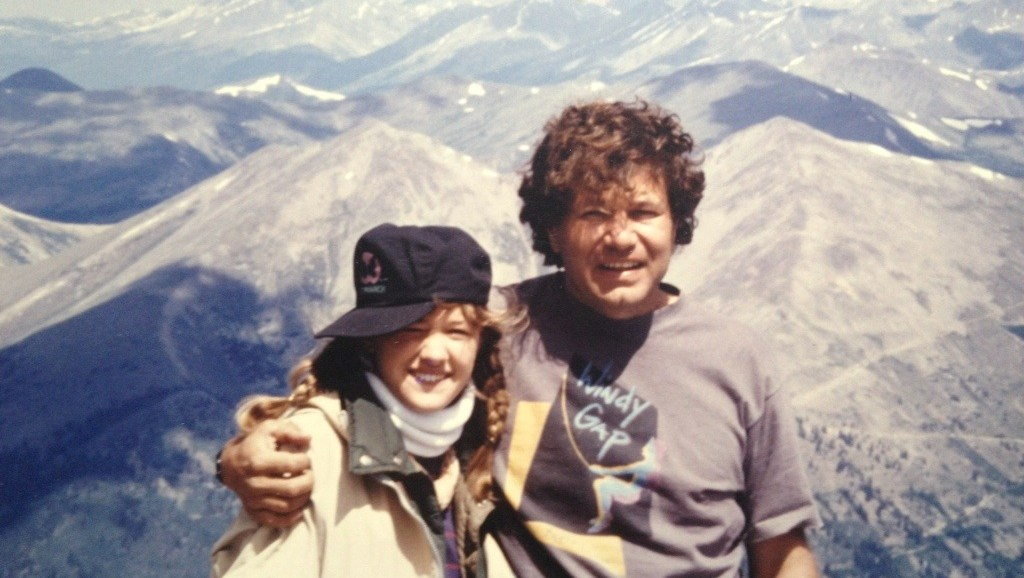 10 Life Lessons I've Learned From My Dad, vintage backpacking