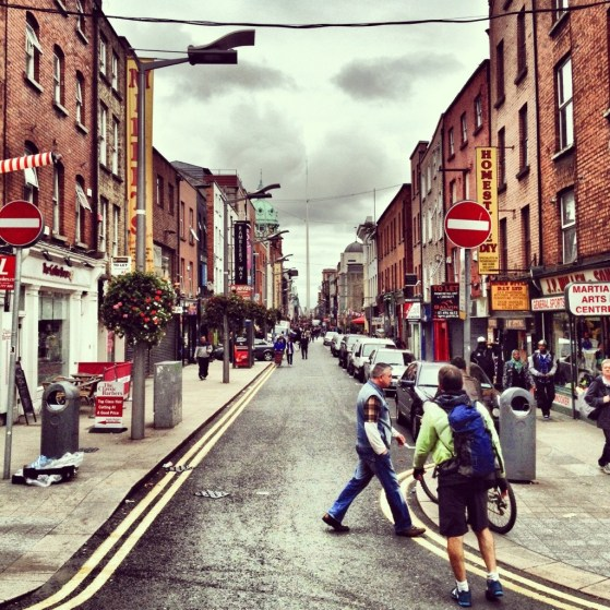 Dublin, Snapshots of Ireland, Instagram Ireland, City Streets