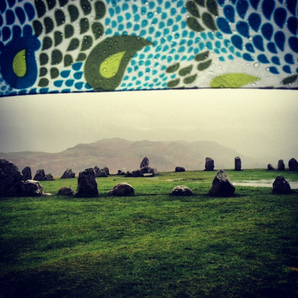 Ten Days in the UK by Car, Lake District, England, United Kingdom, Cumbria, Castlerigg Stone Circle