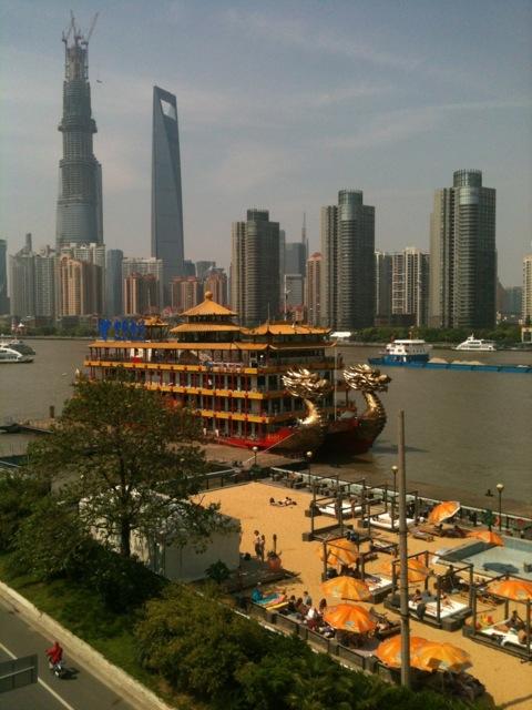 Julie's Expat Story, Shanghai