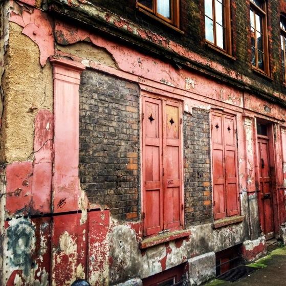 Snapshots of London, East London