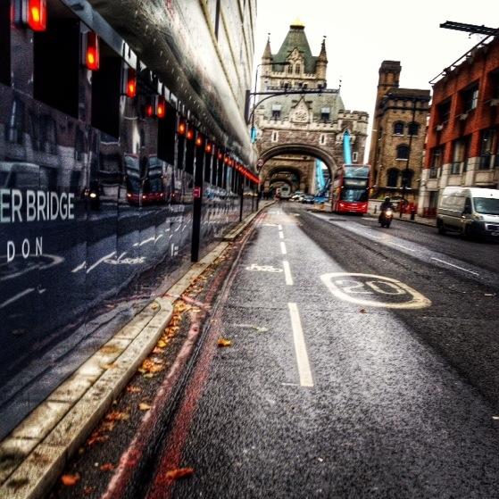Snapshots of London, Biking London