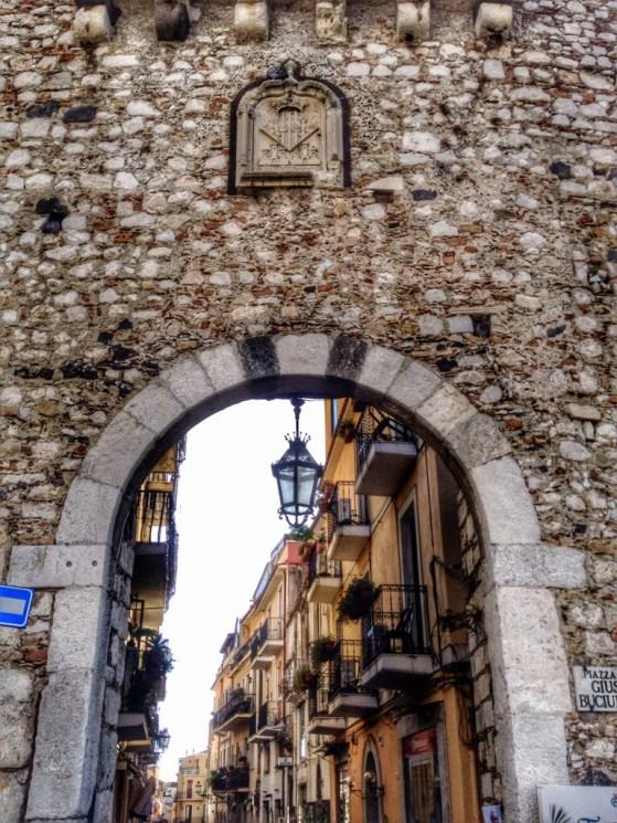 Taormina, Snapshots of Sicily, Italy
