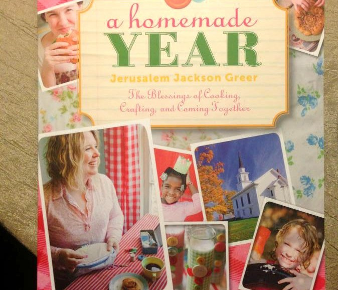 Jerusalem Greer, A Homemade Year, Christmas Gifts