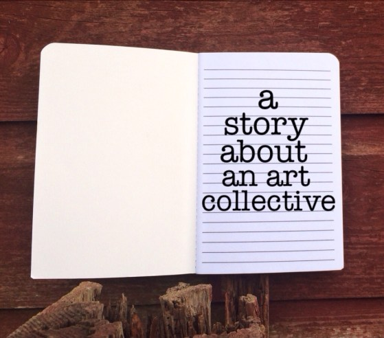 A Story about an Art Collective, Stories, Walking Towards the Unexpected