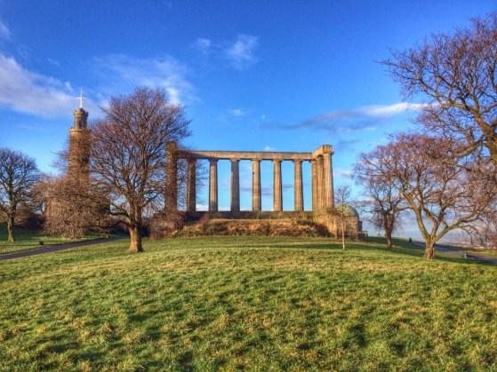 National Monument, Snapshots of Edinburgh, Day Trips, Scotland